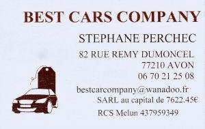 logo Best Car Compagny