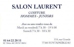 logo Salon Laurent
