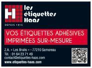 logo Etiquettes Haas